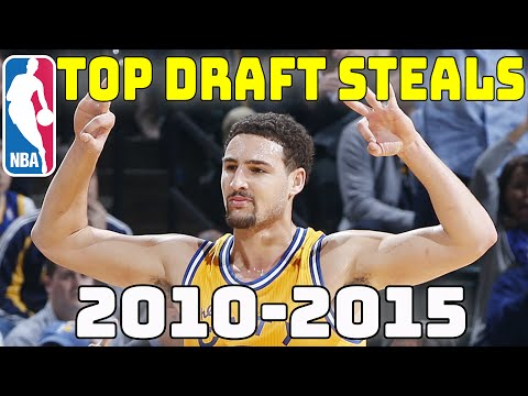 Top 5 NBA Draft STEALS In The LAST 5 Years!