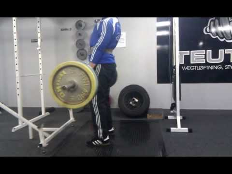 How To Heavy Deadlift With Good Form Youtube