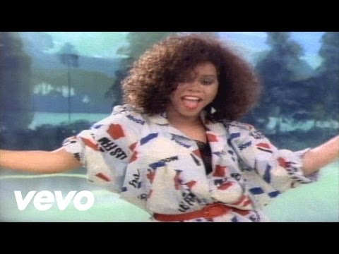 Deniece Williams - Let's Hear It for the Boy (Official Video)