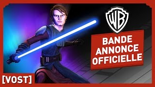 Star Wars : the Clone Wars - Saison 5 - Bande Annonce Officielle (VOST)