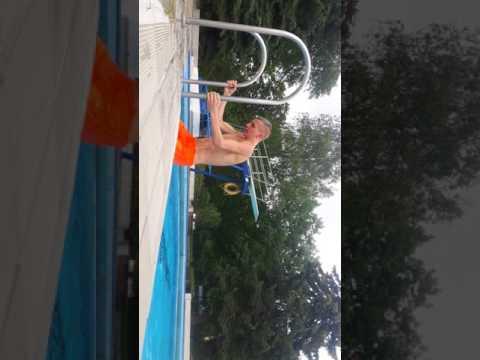 Das Schwimmbad in Berlin rixdorfer