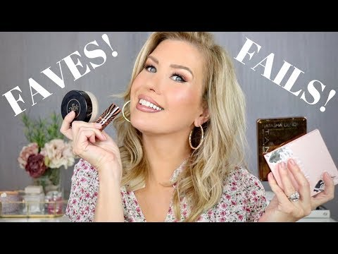 JULY FAVORITES AND FAILS 2019   Monthly Beauty Favorites   Risa Does Makeup