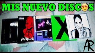 Mis nuevos Discos | Alee Román