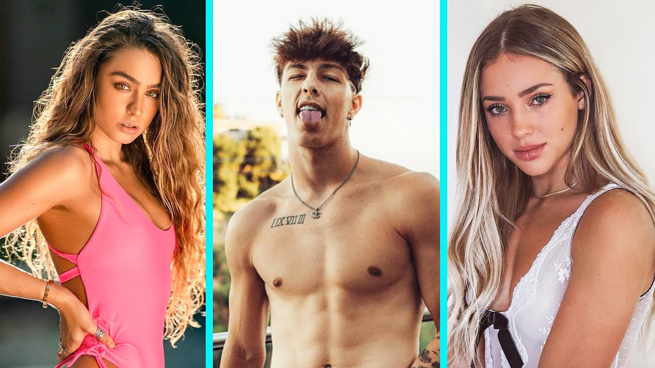Tayler Holder & Charly Jordan In A Love Triangle With Sommer Ray?! | Hollywire