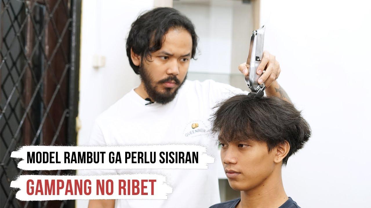 Jangan Cukur Model Rambut Ini Kalau Jidat Lebar Youtube