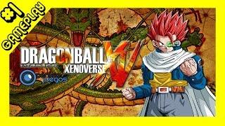Gameplay// Dragonball Xenoverse Capítulo #01 Español