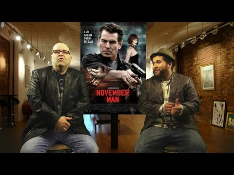The November Man movie review by thewhetherdudes