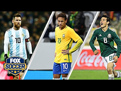 World Cup Predictions: Groups D, E & F | ALEXI LALAS' STATE OF THE UNION PODCAST