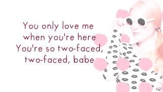 meghan trainor lips are moving lyrics