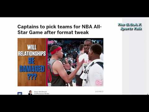 2018 NBA All Star Game Changes Into Playground Format