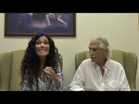Hilde and Dr. Morse - Kidney Filtration and Spirituality.
