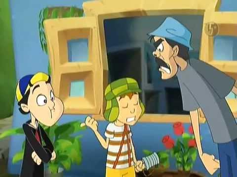El Chavo Animado 'Un Ratero En La Vecindad'