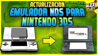 Actualizacion: Emulador NDS para Nintendo 3ds | AlexiPlay!