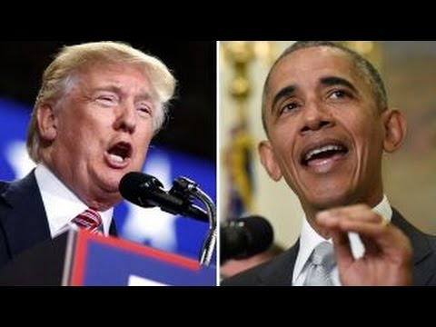 Trump not backing down on claim that Obama is ISIS 'founder'