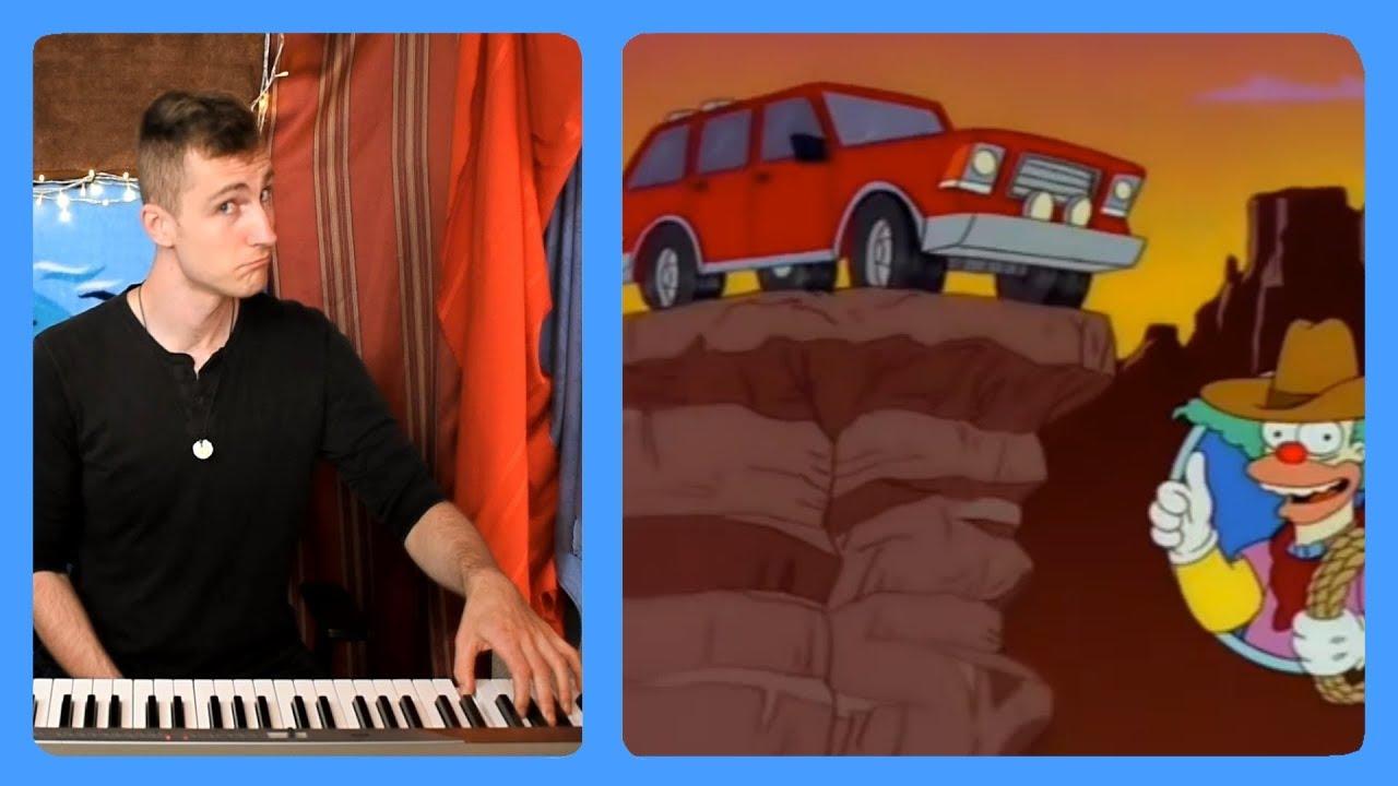 Canyonero (The Simpsons) Piano Dub