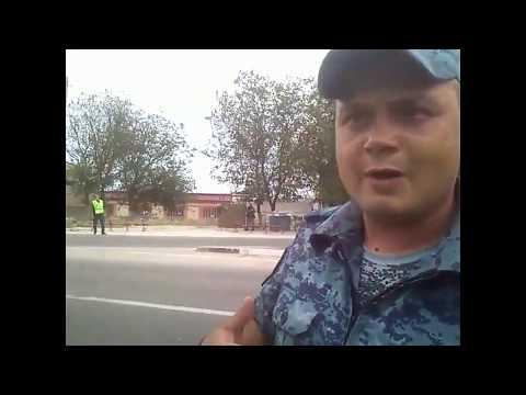 ДПСник из Свердловска учит уму-разуму Дагестанских водителей