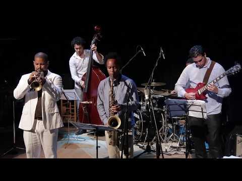 Satellite - YasekManzano's Jazz Quintet -  Bellas Artes Concert Agosto 2017