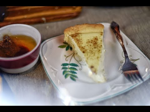 Making Milktart | South African Dessert