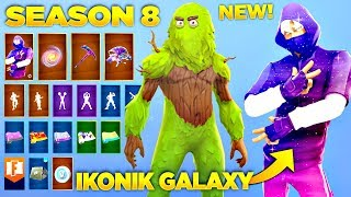 TOP 20 FORTNITE SKINS CONCEPTS That Might Be Added To Fortnite SEASON 8!