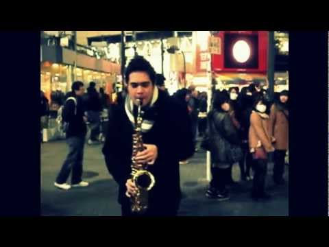 "Shibuya crossing scramble  ""Crosswalk Rush"" (Original Album ""Direct from Tokyo"")"