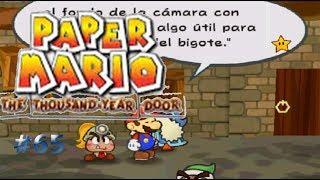 La pista de Merlón/Paper Mario: La Puerta Milenaria #65