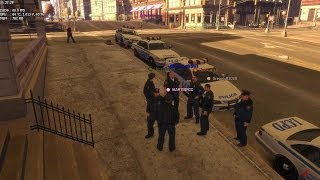 GTA IV - 10. THC Klán Party 2014.01.04. (HUN)