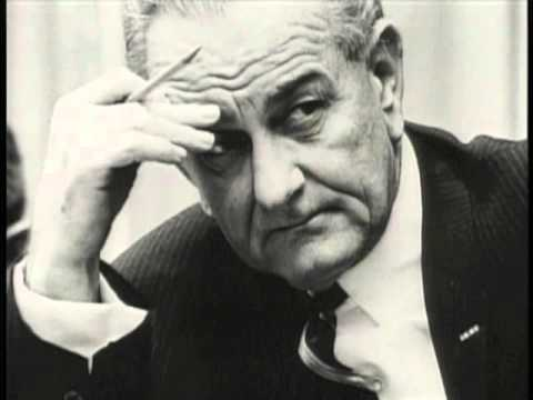 Tonkin Gulf Incident From PBS's American Experience LBJ