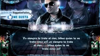 Watch music video: Jadiel - Ahora Te Vas (feat. Jadiel)