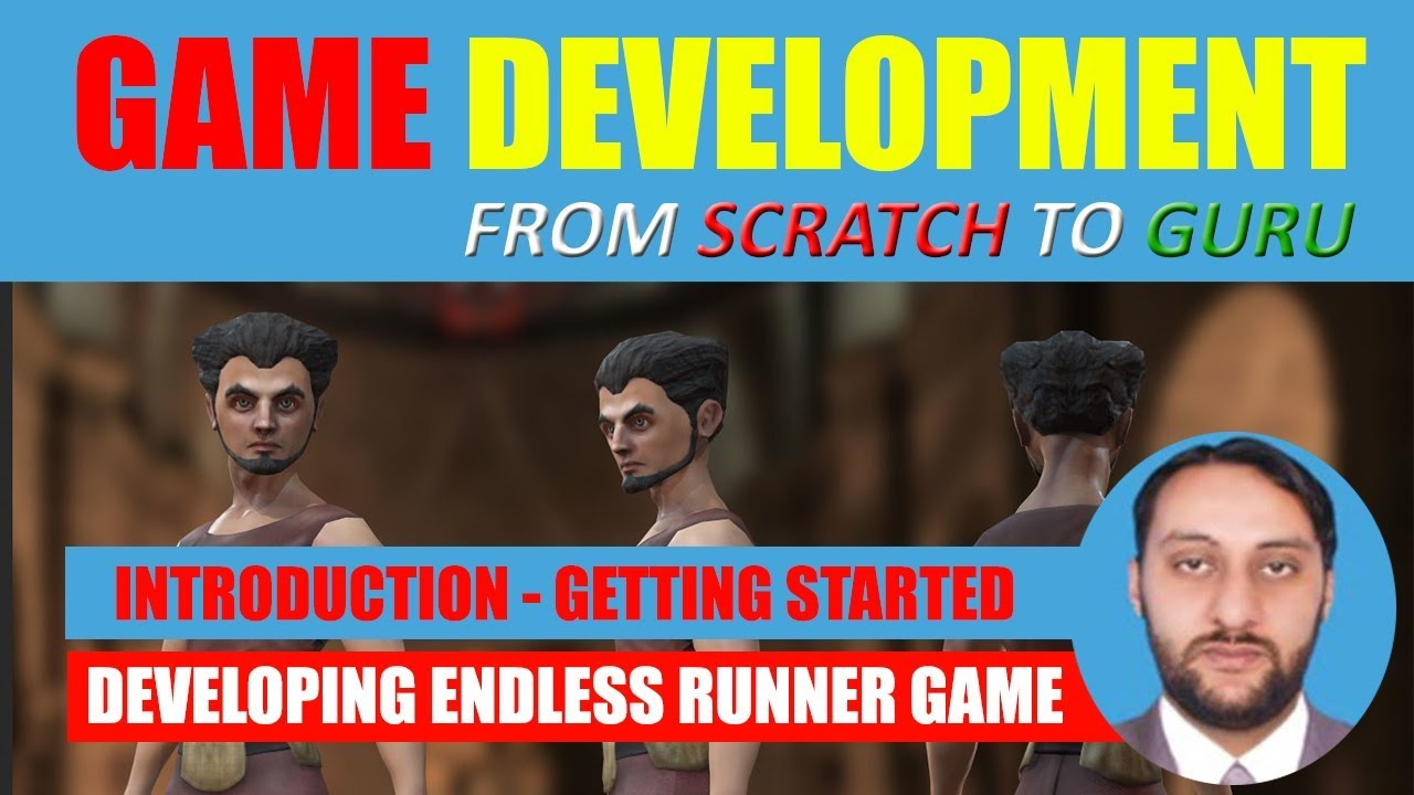 Game Development From Scratch To Guru | Complete Android Game Development Course Using Unity & C#
