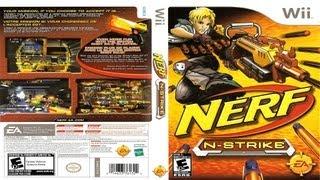 Nintendo Wii: Nerf n-Strike - HD (720p).