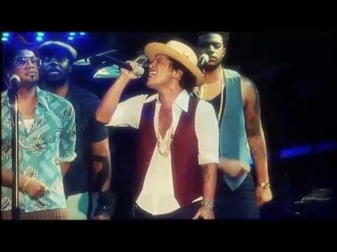 Bruno Mars- If I Knew live in París (sub inglés-español)