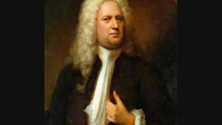 George Frederic Handel-Lascia ch io pianga