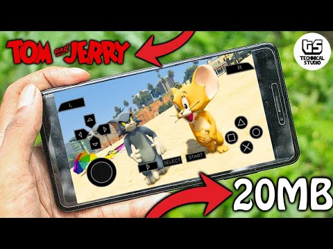 [20 MB] Unreleased Tom And Jerry Android Game - New Tom And Jerry Game