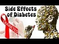 Side Effects of Diabetes | Health Complications of Diabetes | Men Fitness Freaks