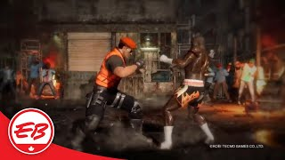 Dead Or Alive 6: RELEASE DATE CONFIRMED! - Koei Tecmo | EB Games