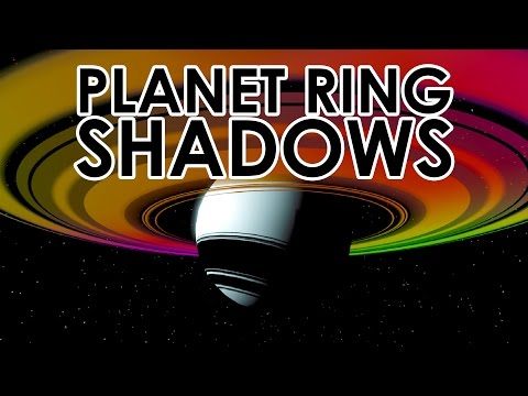 Planet Ring Shadows - Lets Make an Asteroid Belt - Part 2