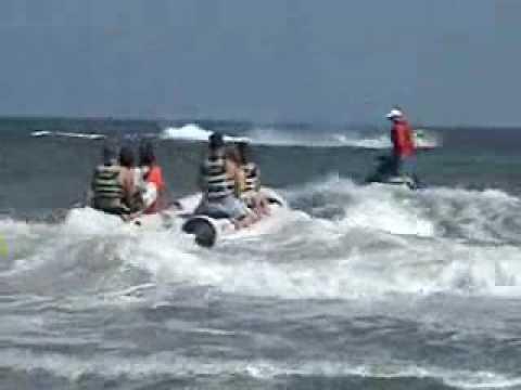 Banana Boat Ride At Myrtle Beach