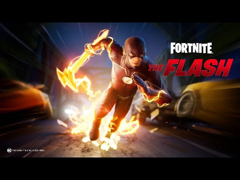 How To Get THE FLASH Skin For FREE In Fortnite! (The Flash Cup Date, Time and Details)