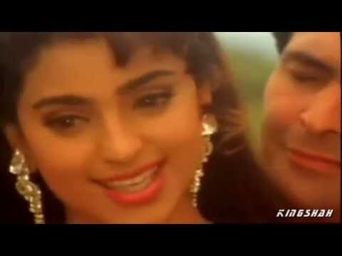 "Aisi Mili Nigahein *HD*1080p Kumar Sanu, Alka Yagnik ""Daraar"" Rishi Kapoor, Juhi Chawla"