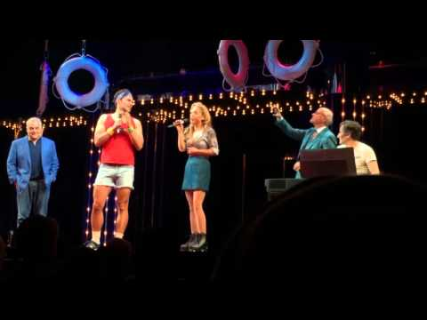 "Xanadu reunion - ""Suddenly"" - Cheyenne Jackson & Kerry Butler - 3/30/2016"