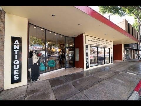 Michelle's Antiques Store Tour