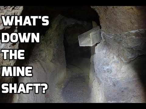Exploring Abandoned Mines: The Marigold Mine