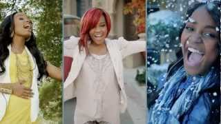 mcclain sisters great divide music video from disney s secret of the wings