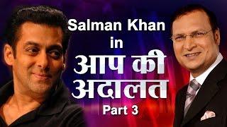 Gambar cover Salman Khan in Aap Ki Adalat (Part 3)