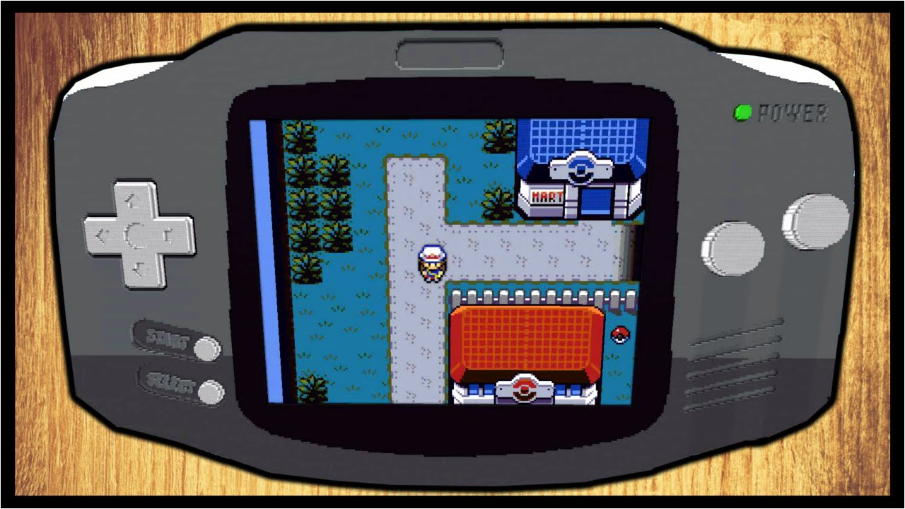 Pokemon games for gameboy color - Working Pokemon Gameboy Advance In Minecraft
