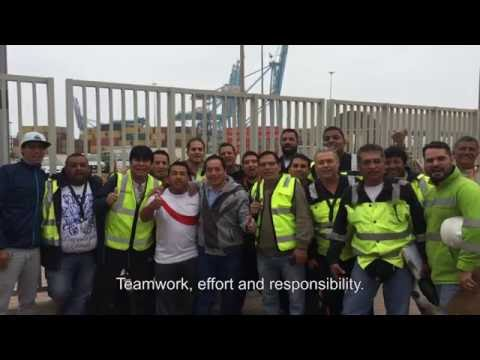 APM Terminals Employee Engagement Survey 2016