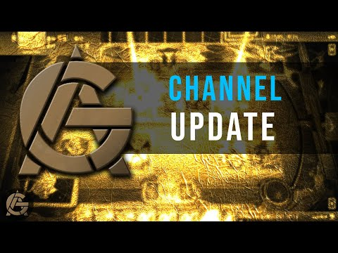 Channel Welcome + Update! 25-06-18