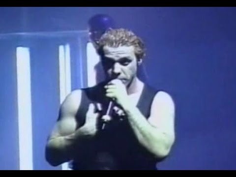 Rammstein - [LIVE] Hamburg, Alsterdorfer Sporthalle, Germany, 2001.05.16 [VIDEO BOOTLEG]