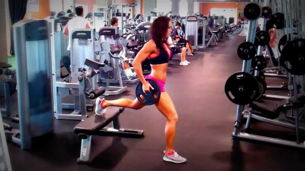 Weight Training for Women: How to Get a Lean, Hard, and Sexy