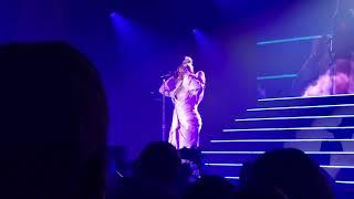 Twice Christina Aguilera - Liberation Tour live in Miami